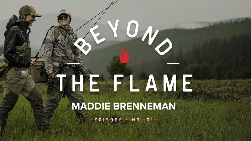 Beyond the Flame: Go Fish with Maddie Brenneman