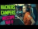 HACKERS RUINING PUBG | 360 QUICKSCOPE WIN