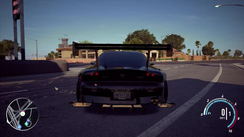 Need for Speed Payback Mazda RX7