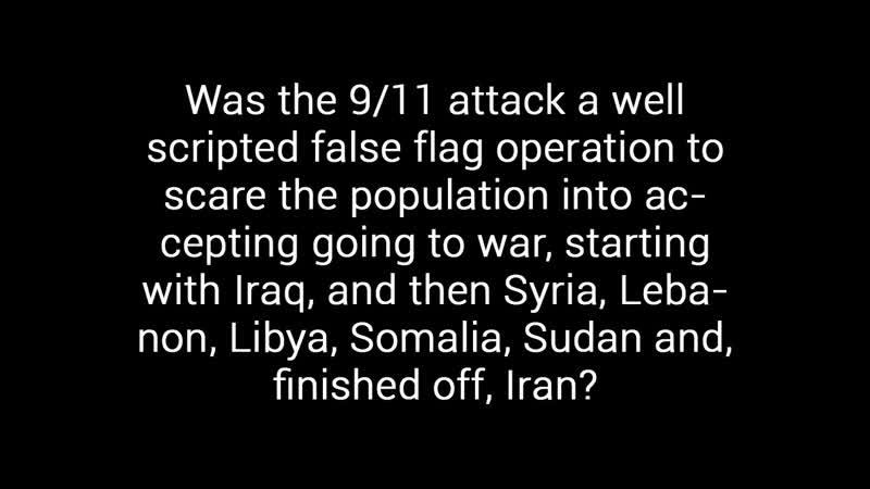 "Israel's ""War on Terror"""