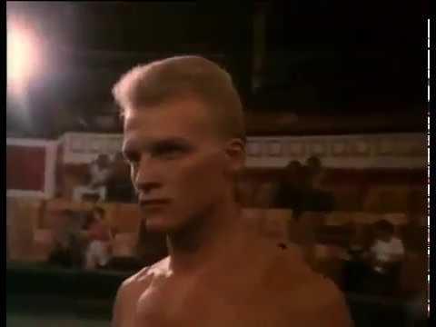 Фильм Фанат 1989 год СССР Финальный бой