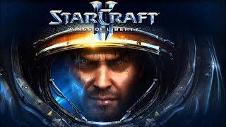 Starcraft 2 Wings of Liberty Movie (HD1080p) All Cutscenes, Dialogues and Cinematics