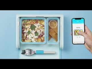 Prepd colors - the world's best lunchbox