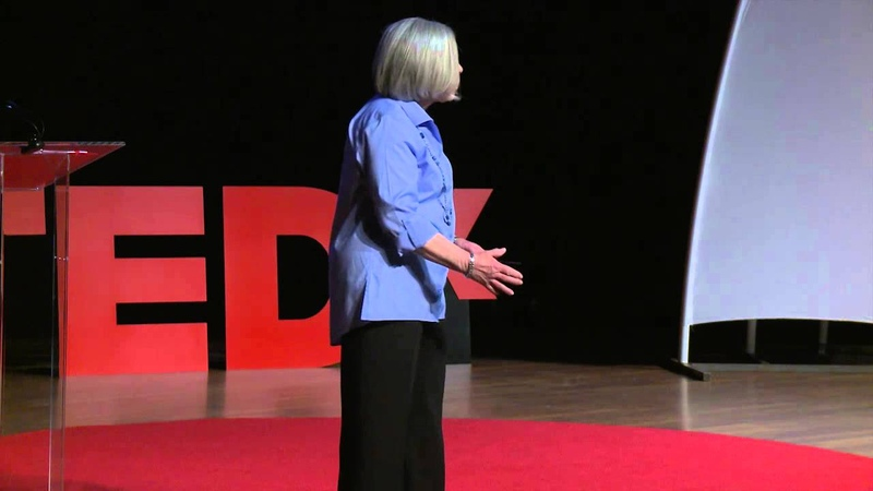 Hope for the Elephant (The PTSD Elephant) | Linda Fletcher | TEDxTraverseCity