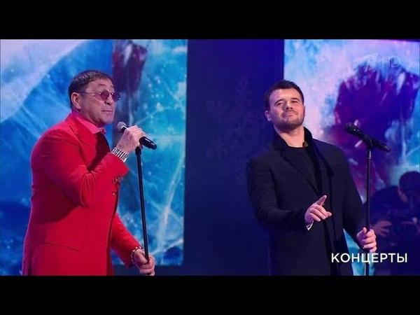 EMIN Григорий Лепс - Розы (Большой рождественский концерт-2019)