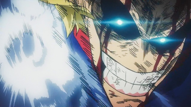 Boku no Hero Academia S3「AMV」Never Let Her Go【All For One vs One For All ALL Might】