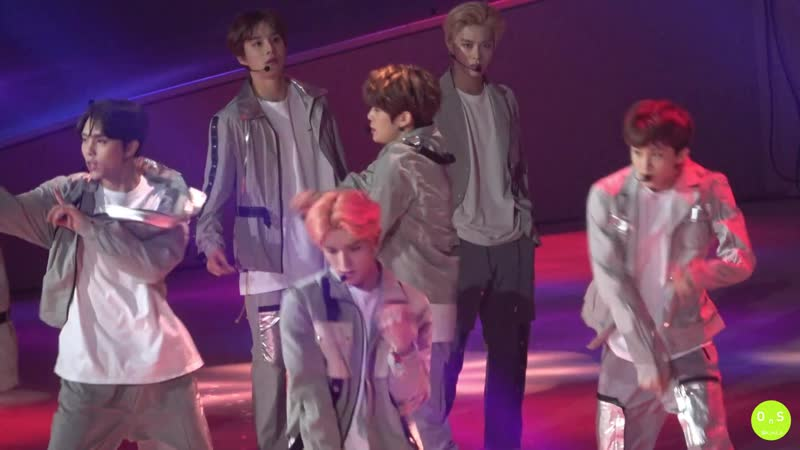 [fancam] 190209 NCT 127 - Simon says (JF) @ Again Pyeongchang K-POP Concert