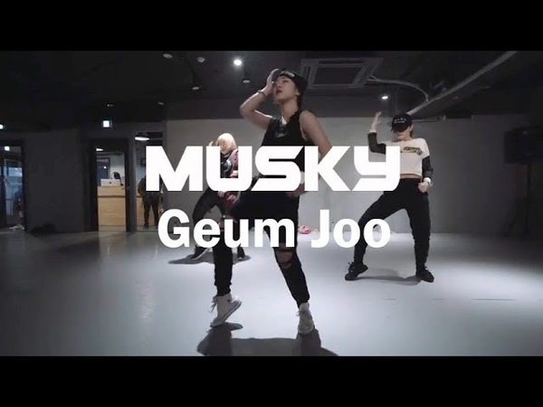 MUSKY Dance performed by Geum Joo_/Omarion 'Sexplaylist'/