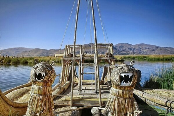 Легендарное озеро Титикака