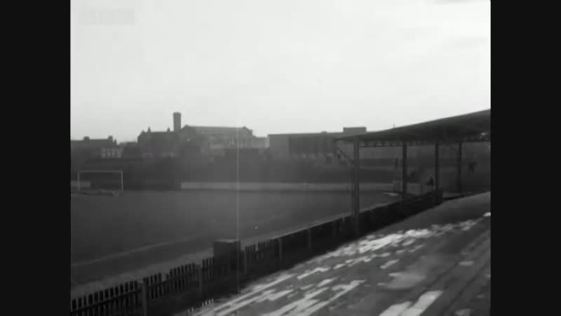 1952 Third division Scunthorpe United FC had worked all week to get the Old Showground fit for a visit of the mighty Tottenham