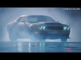 Monista &amp Slum Village - Show Off Dodge Challenger SRT Demon V8