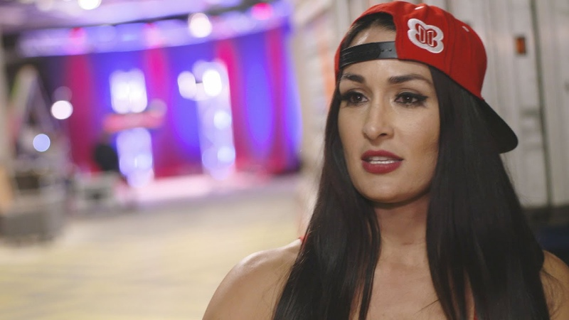 Nikki Bella and Charlotte Flair weigh in on Sunday's historic WWE Evolution