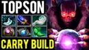 Topson Shadow Demon - Magic Burst Carry Build with 0.75s CD Shadow Poison
