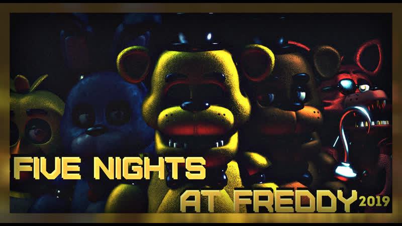Five nights at Freddi (2019)