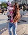 Оля Рапунцель on Instagram Живём в своё удовольствие,гуляем с ребёнком в удовольствие и с пользой