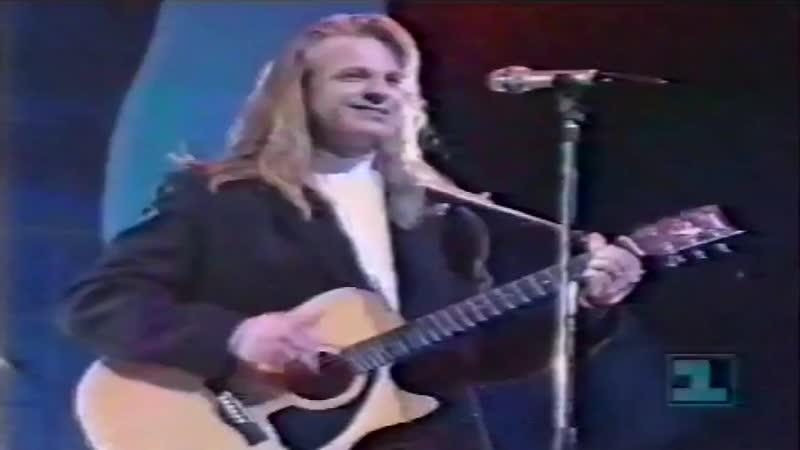 Владимир Пресняков - Стюардесса По Имени Жанна (Телешоу 50-50, Первый Канал 1992)