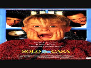 Comedia.- solo en casa.- (1990).español (e)
