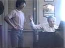 Incidente durante lezione di Angelo Loforese, lampada cade causa della voce!!