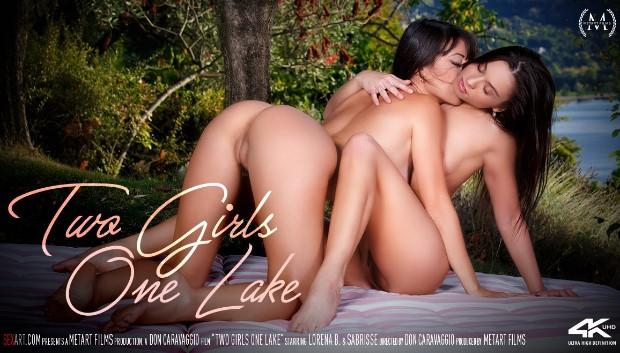 WOW Two Girls One Lake # 1