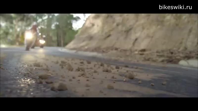 Мотоциклисты и неожиданности на дороге