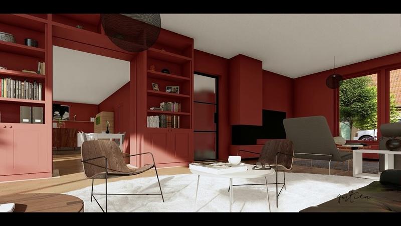Lumion 9 Pro Interior Rendering | House 3