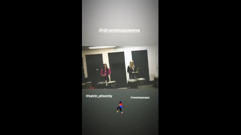 Репетиция Drumma Quenns