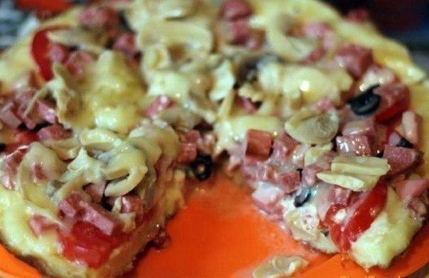 Домашняя пицца: пять лучших рецептов!