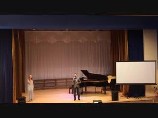 Помолимся за родителей - Олег Епанешников, бэк-вокал Полина Ершова