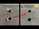 3 New Woodworking Tricks Tips 5