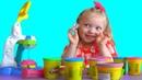 Плей до пластилин набор Фабрика мороженого Лепим из пластилина мороженое Play doh Ice Cream Facto