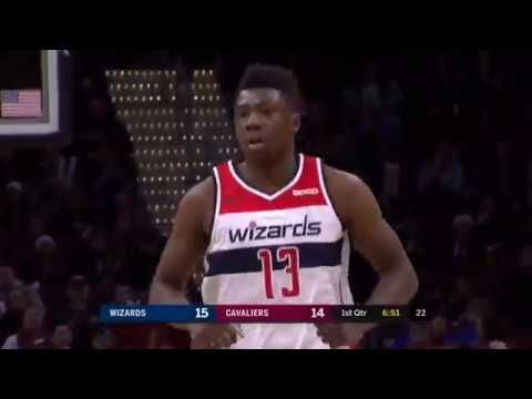 Кливленд Кавальерс - Вашингтон Уизардс Обзор НБА 9 декабря 2018