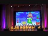 «Лялечка» - ансамбль эстрадно-бального танца «Горный лён», 24.11.2018 г.