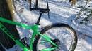 Trek Stache 7 29 winter riding review