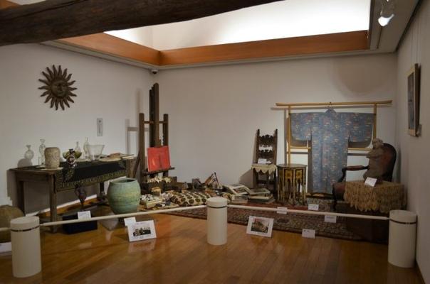Городской мемориальный художественный музей Итиномии Сэцуко Мигиси