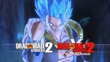 Gogeta Super Saiyan Blue Xenoverse 2 Trailer (not full) | DLC 8 | Dragon Ball Super: Broly