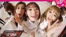 2018MAMA x M2 아이즈원IZONE Ending Finale Self Camera in KOREA