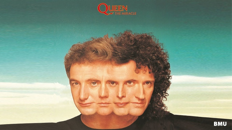 QUEEN The Miracle 1989