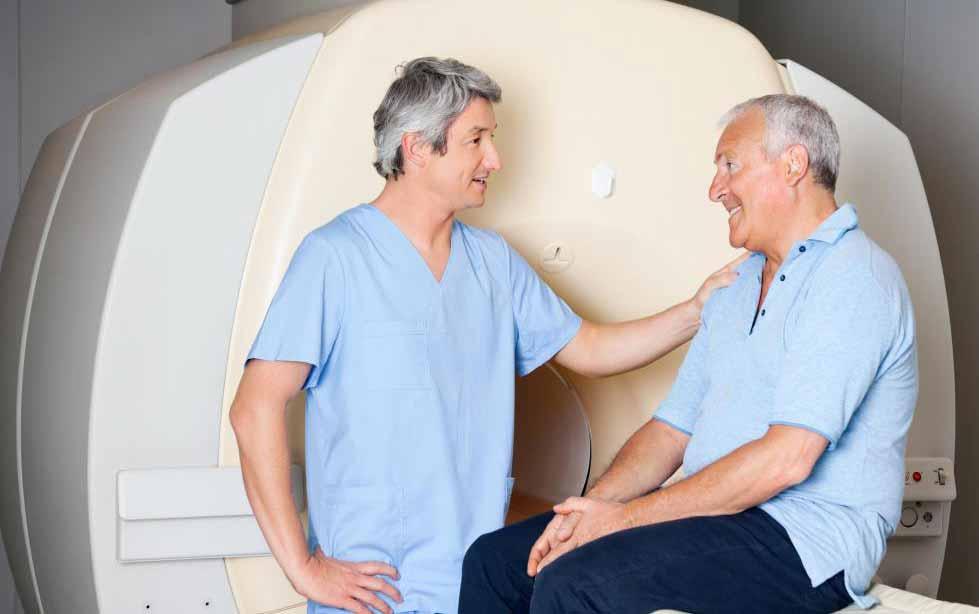 Медицинская визуализация может помочь предоставить информацию о типах и характеристиках рака.