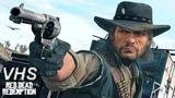 Red Dead Redemption на русском - Часть 2 - VHSник
