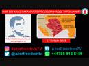 16 Dekabr 2018 QARABAĞIN AZADLIQ PLANI Yasəmən Qaraqoyunlu
