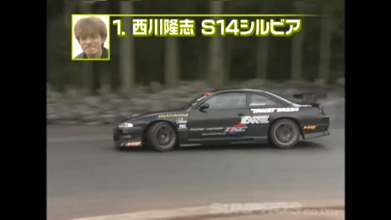 Drift Tengoku 20 — 第88回 いか天 九州大会 2.