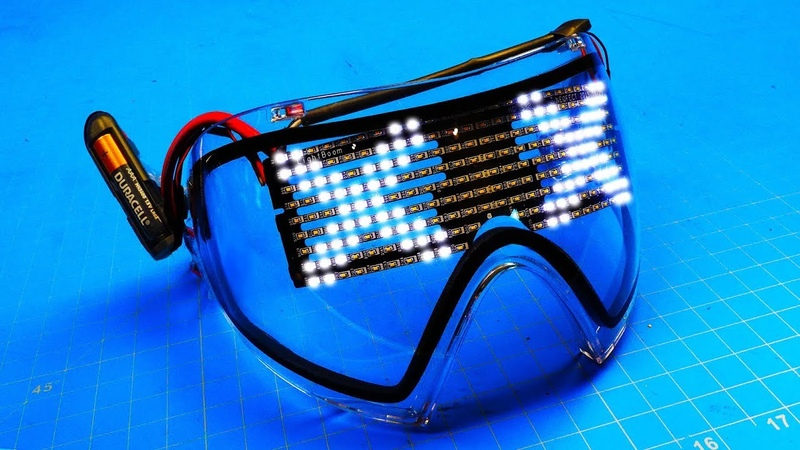 How to Install Wrench Mask LED Display