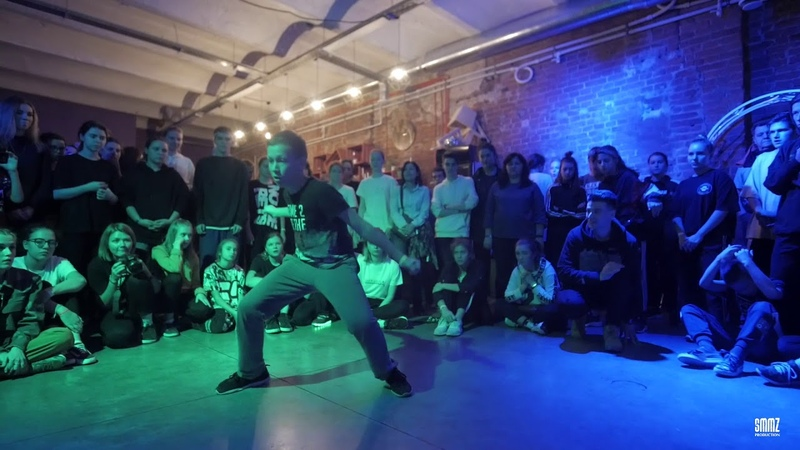 Садаков Дима vs Stadi (18 FINAL) || Hip-Hop BEG. || PARTIYA BATTLE