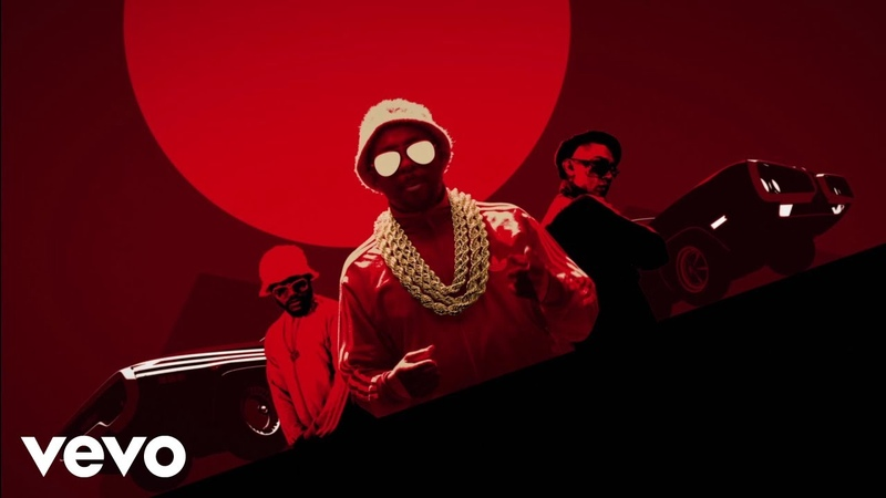 The Black Eyed Peas Nas - Back 2 Hip-Hop (Official Music Video 17.12.2018)