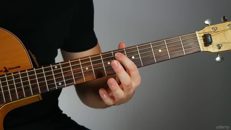 Udemy - Fingerstyle Guitar Fingerpicking Techniques For Beginners
