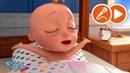 Доброе утро! 😴💤Are You Sleeping | Johny Johny | Loo Loo Kids Песенка и караоке