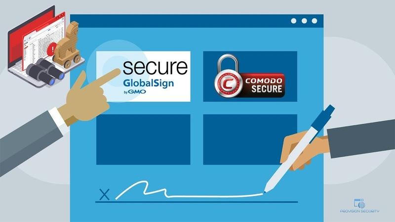 Почему нельзя доверять цифровой подписи? Вирусы с подписью GlobalSign TSA и Comodo RSA