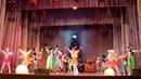 Рождественский концерт в Питкяранте, Улыбка - Снежные забавы