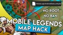 НОВЫЙ ЧИТ/MAP HACK MOBILE LEGENDS 1.3.47.360.2 VALE PATCH UPDATED. NO ROOT WORK 2019