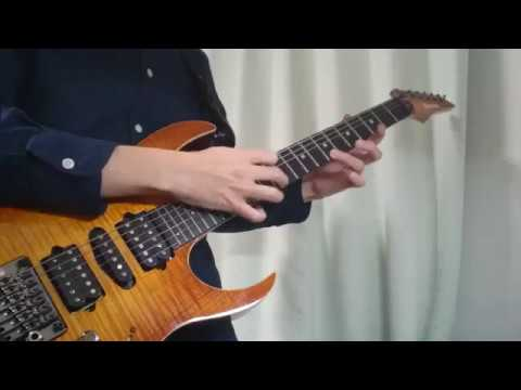 【TAB】「Story of Hope」 - your colors, your feelings 【Guitar Cover】